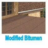 modified bitumen shingle image