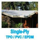 single ply shingle image