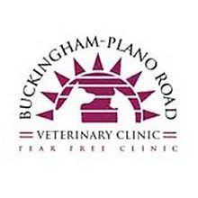 buckingham veterinarian logo
