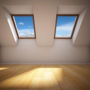 New Mansard Window Installation