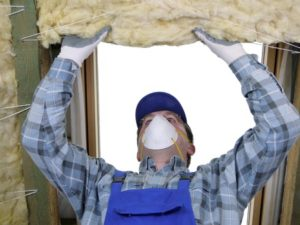 Roof Insulation In Attic