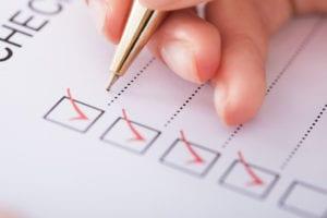 Tenant Buildout Checklist